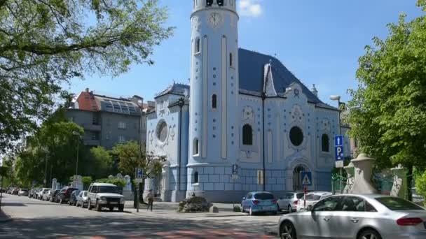 Kostel svaté Alžběty v Bratislavě