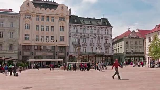 Hlavn náměstí v Bratislavě
