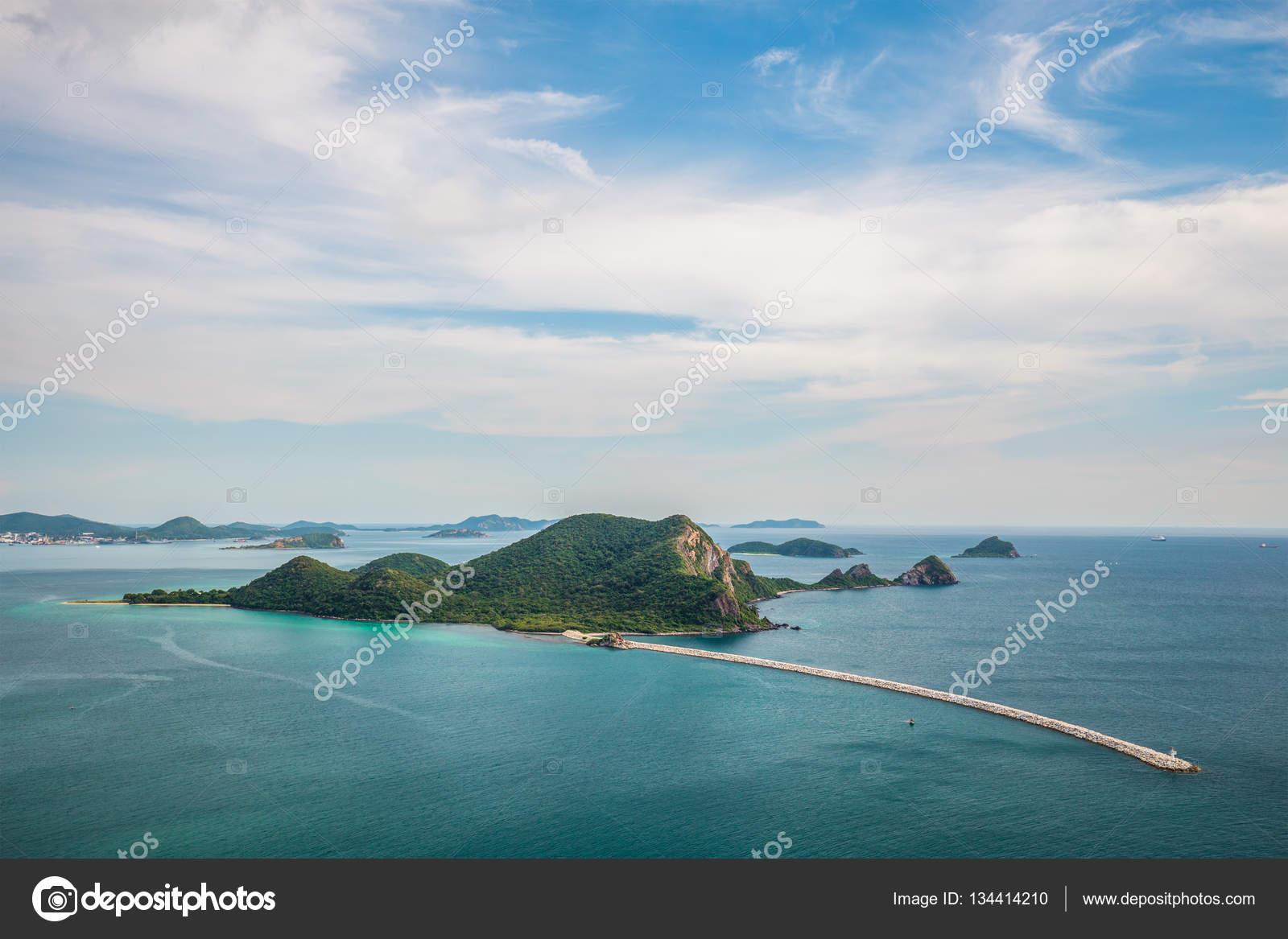 Auf der langen Insel