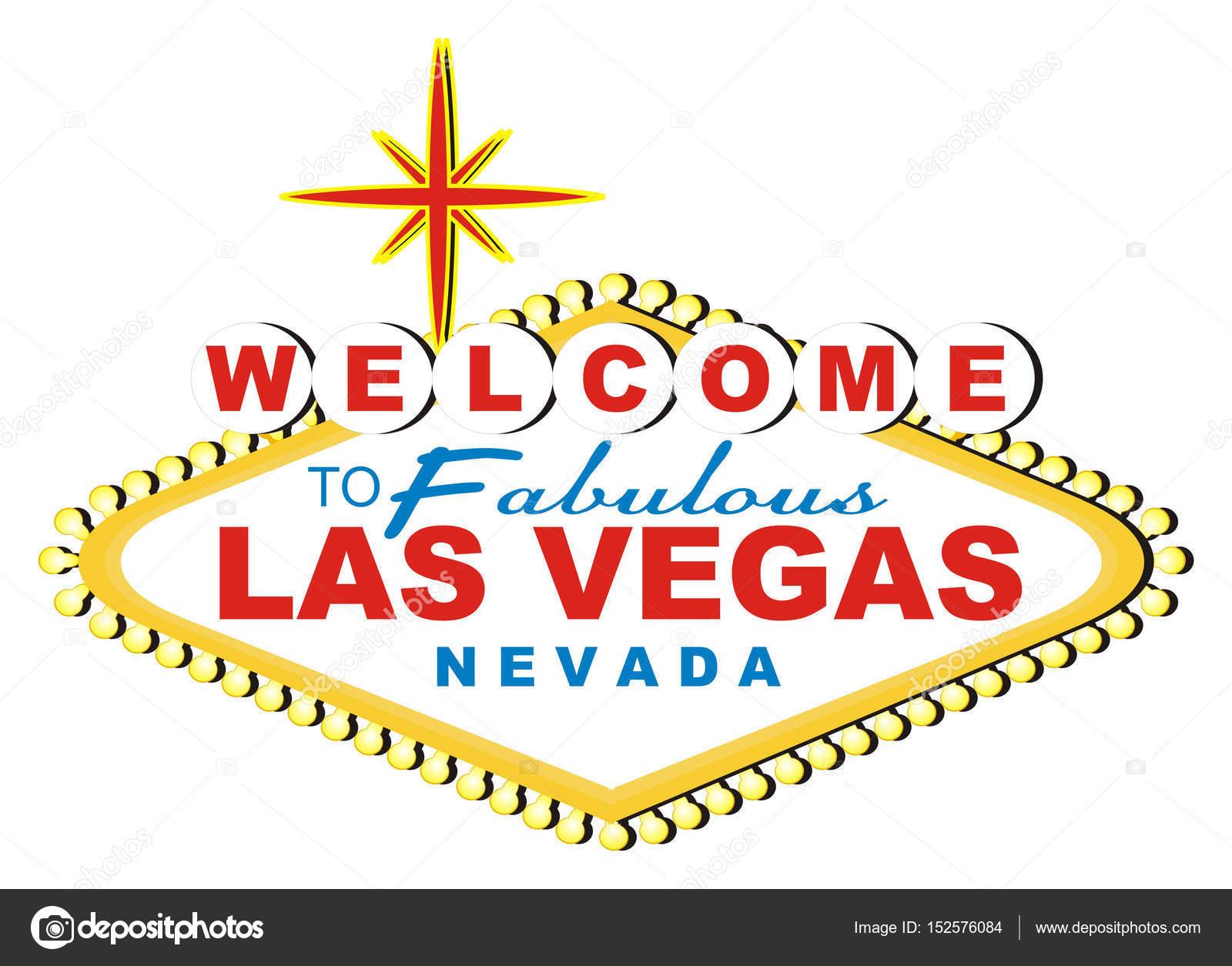 colored banner of Las Vegas — Stock Photo © tatty77tatty ...