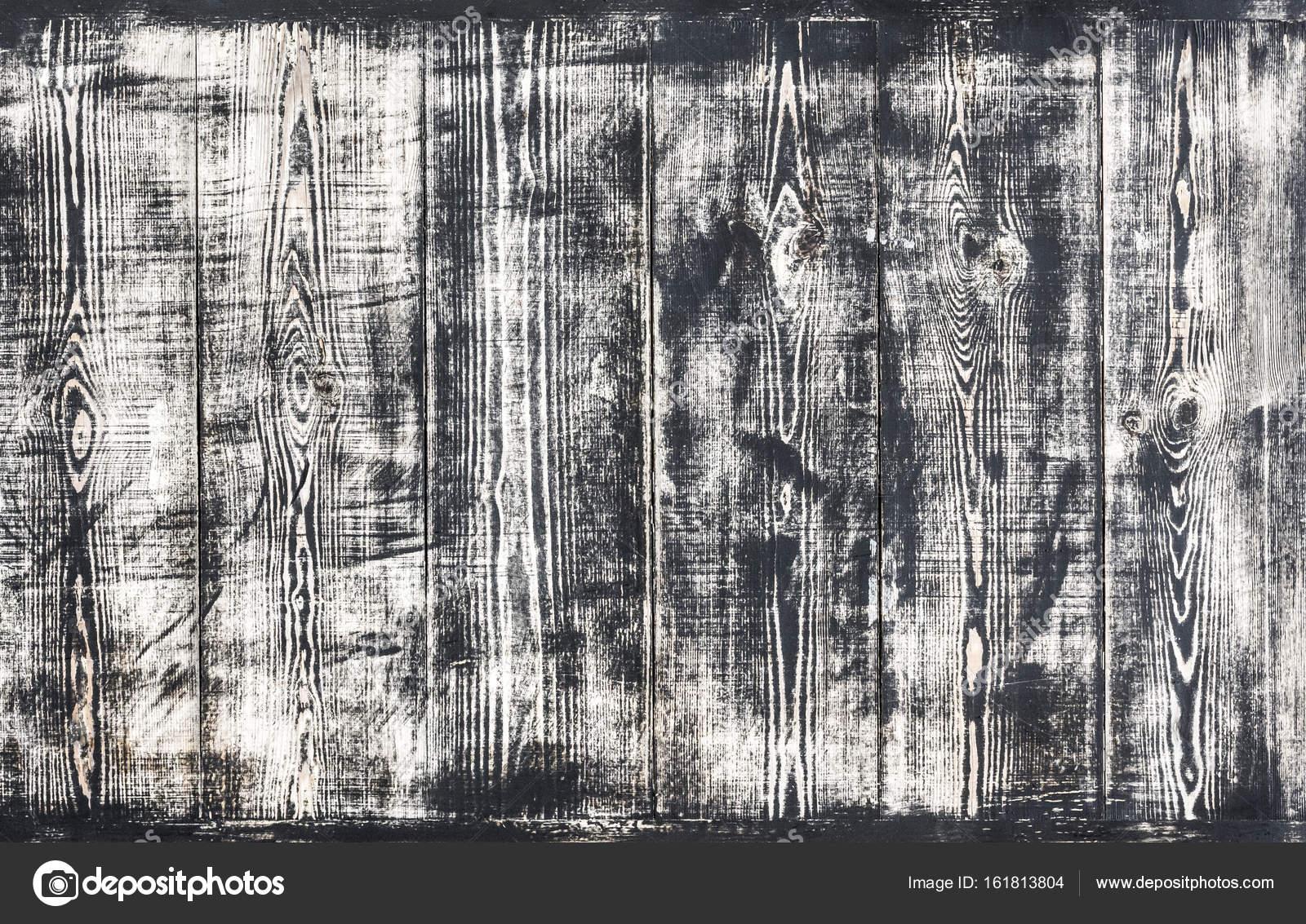 Legno Bianco E Nero : Fondo di legno bianco e nero struttura di legno graffiata u foto