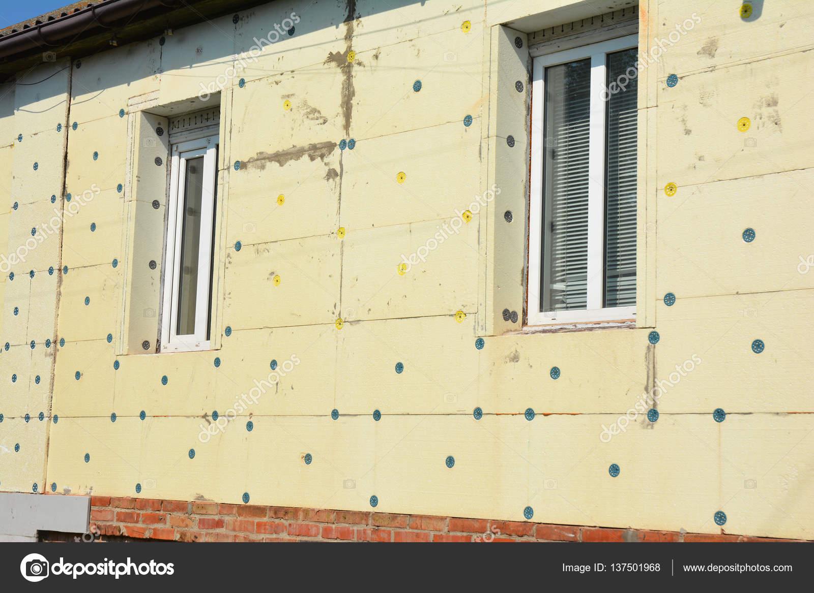 Haus Renovierung Warmedammung Styropor Vermeiden Sie Polystyrol