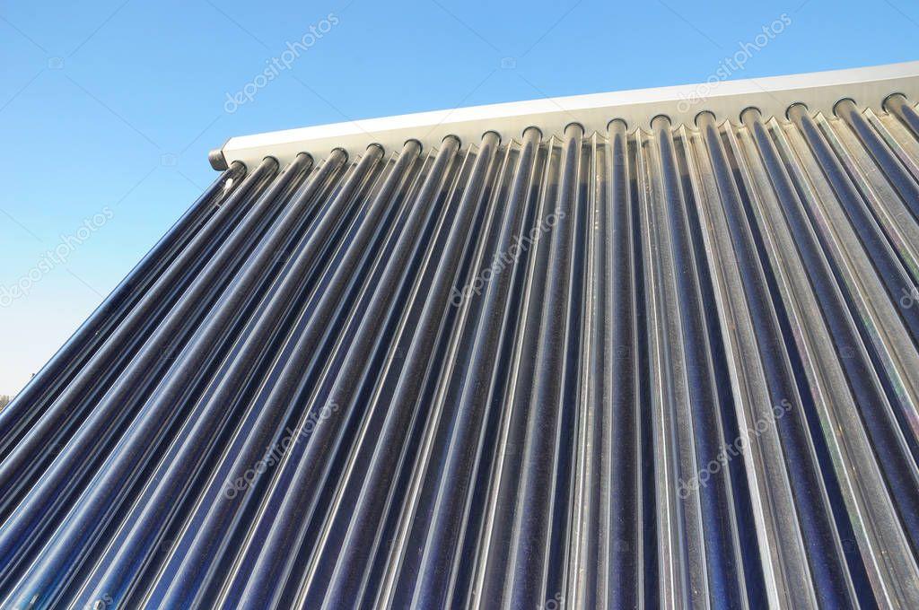 solar warmwasser heizung panels solar wasser heizung swh. Black Bedroom Furniture Sets. Home Design Ideas