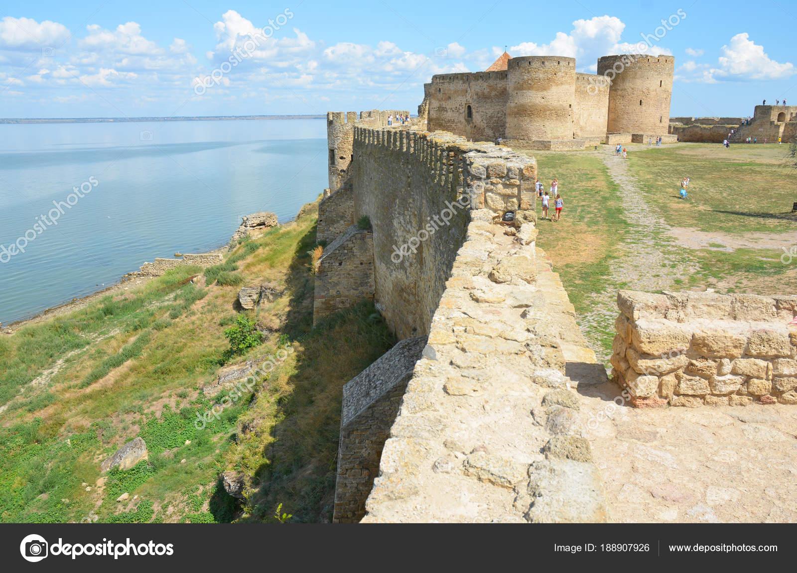 Akkerman Fortress: description, history 91