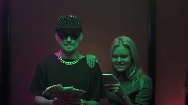 Сексуальная девушка хип хоп видео