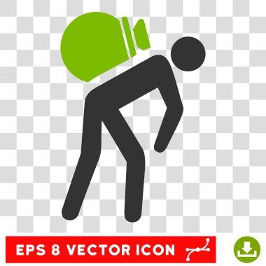 Porter Eps Vector Icon