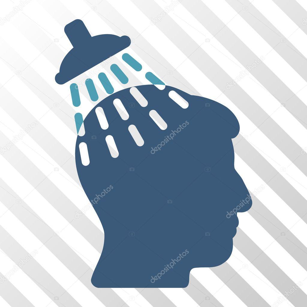 Head Shower Vector Icon — Stock Vector © ahasoft #127635156