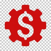 Vývoj ceny vektorové ikony