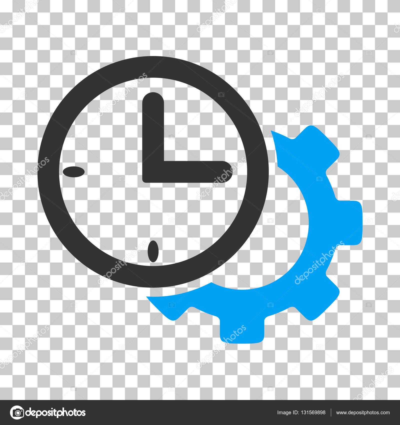 Time Setup Gear Vector Icon — Stock Vector © ahasoft #131569898
