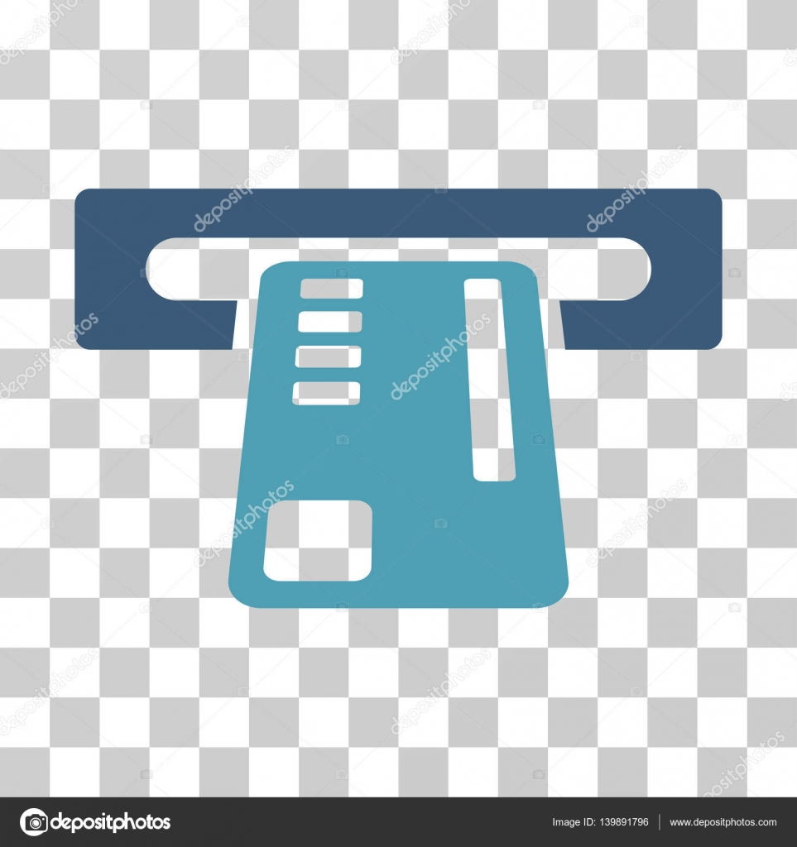 Ticket Machine Vector Icon — Stock Vector © ahasoft #139891796