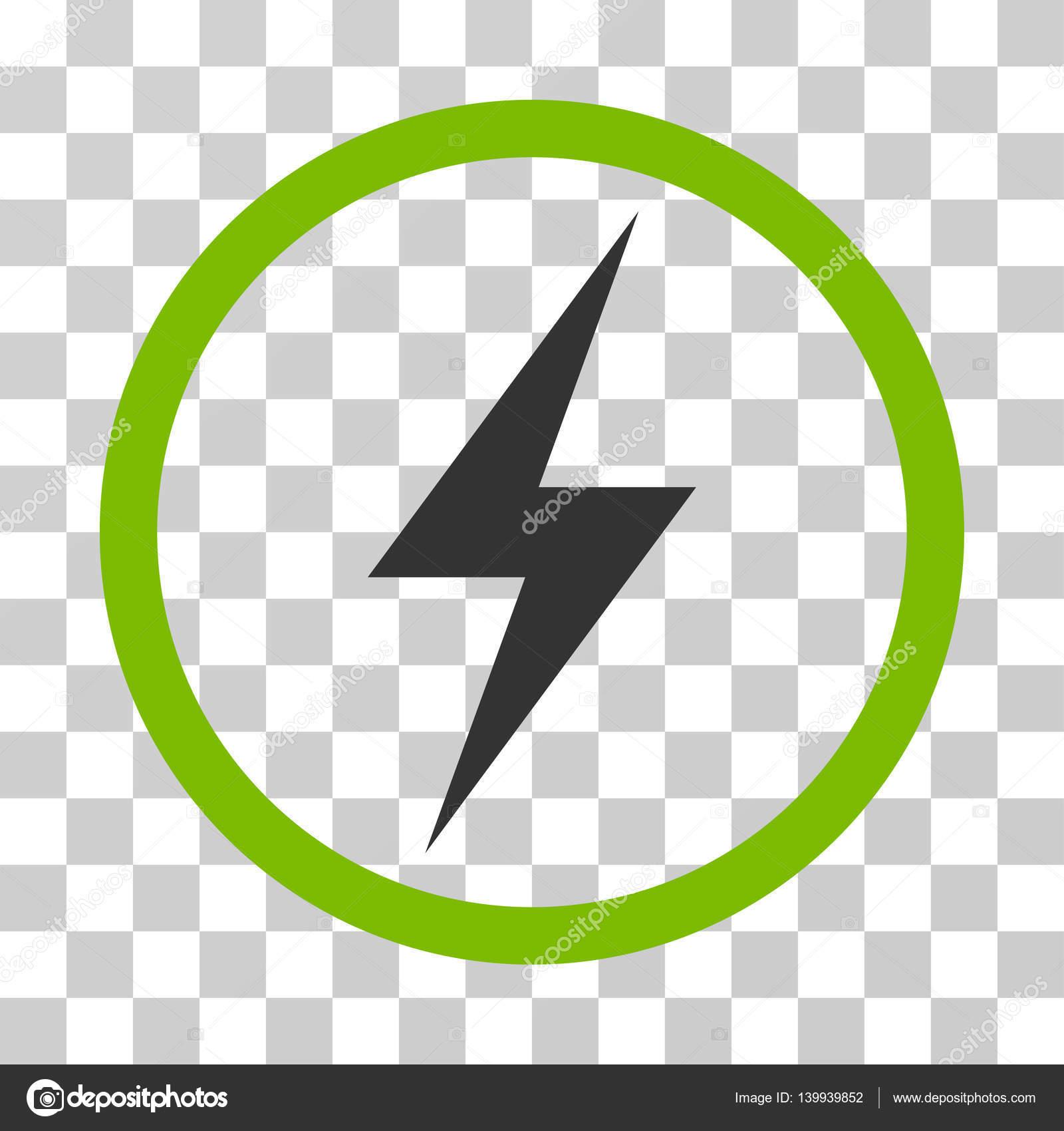 Strom Symbol abgerundeten Vektor Icon — Stockvektor © ahasoft #139939852
