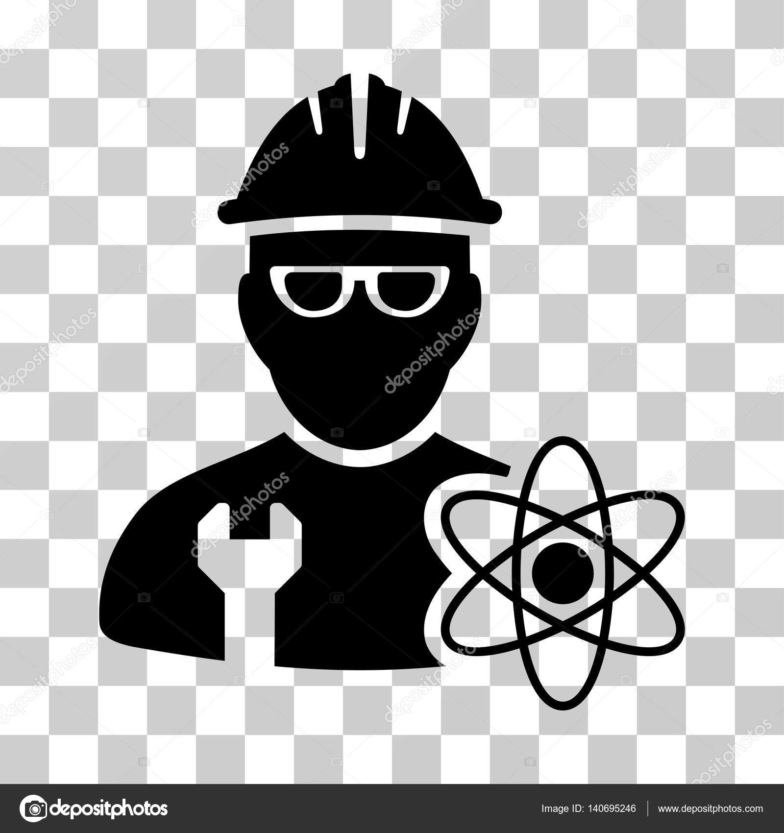 22+ Scientist Vector Black And White