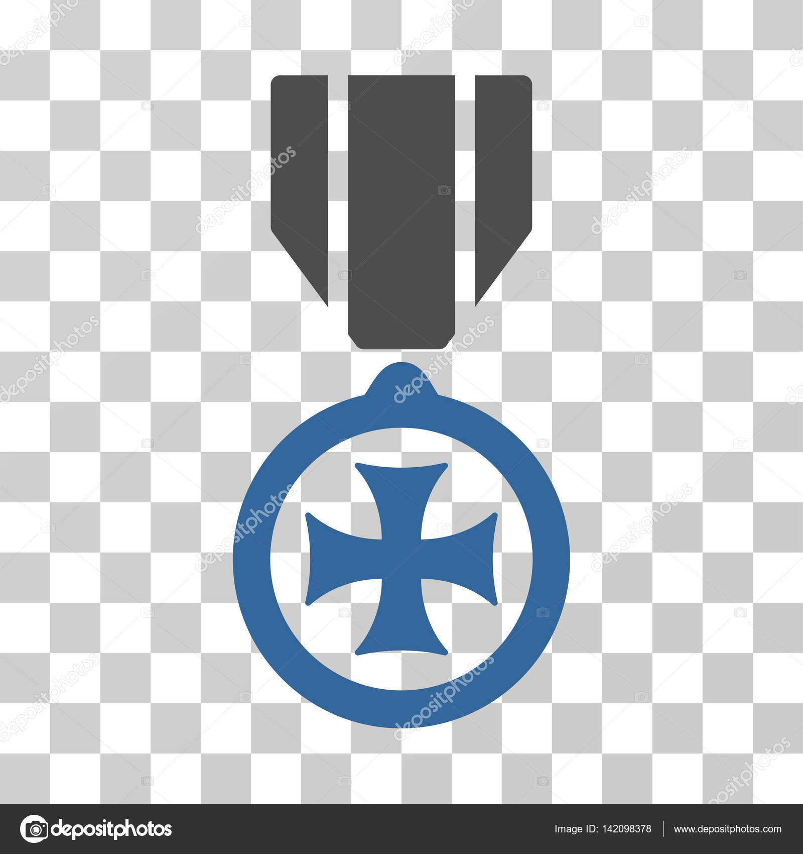 Maltese cross vector icon stock vector ahasoft 142098378 maltese cross icon vector illustration style is flat iconic bicolor symbol cobalt and gray colors transparent background designed for web and software biocorpaavc