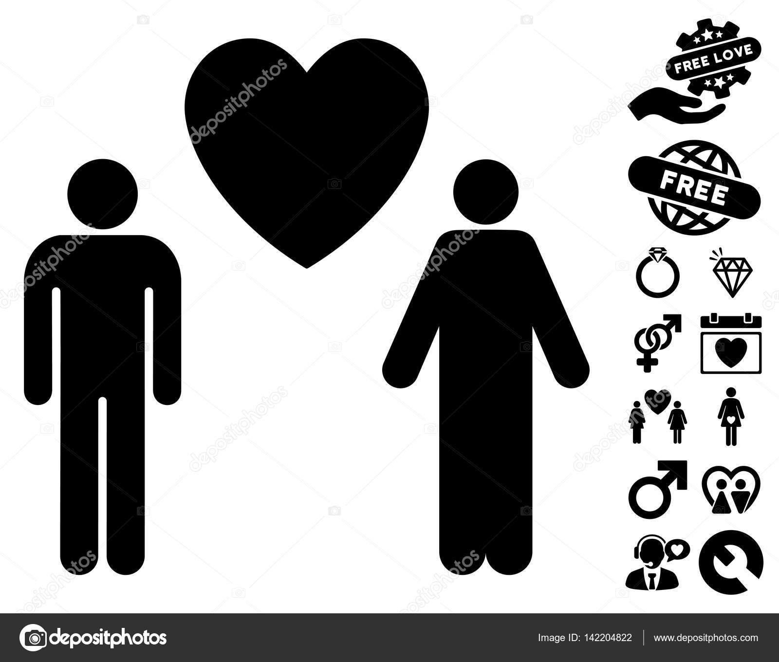 Dating und Liebhaber