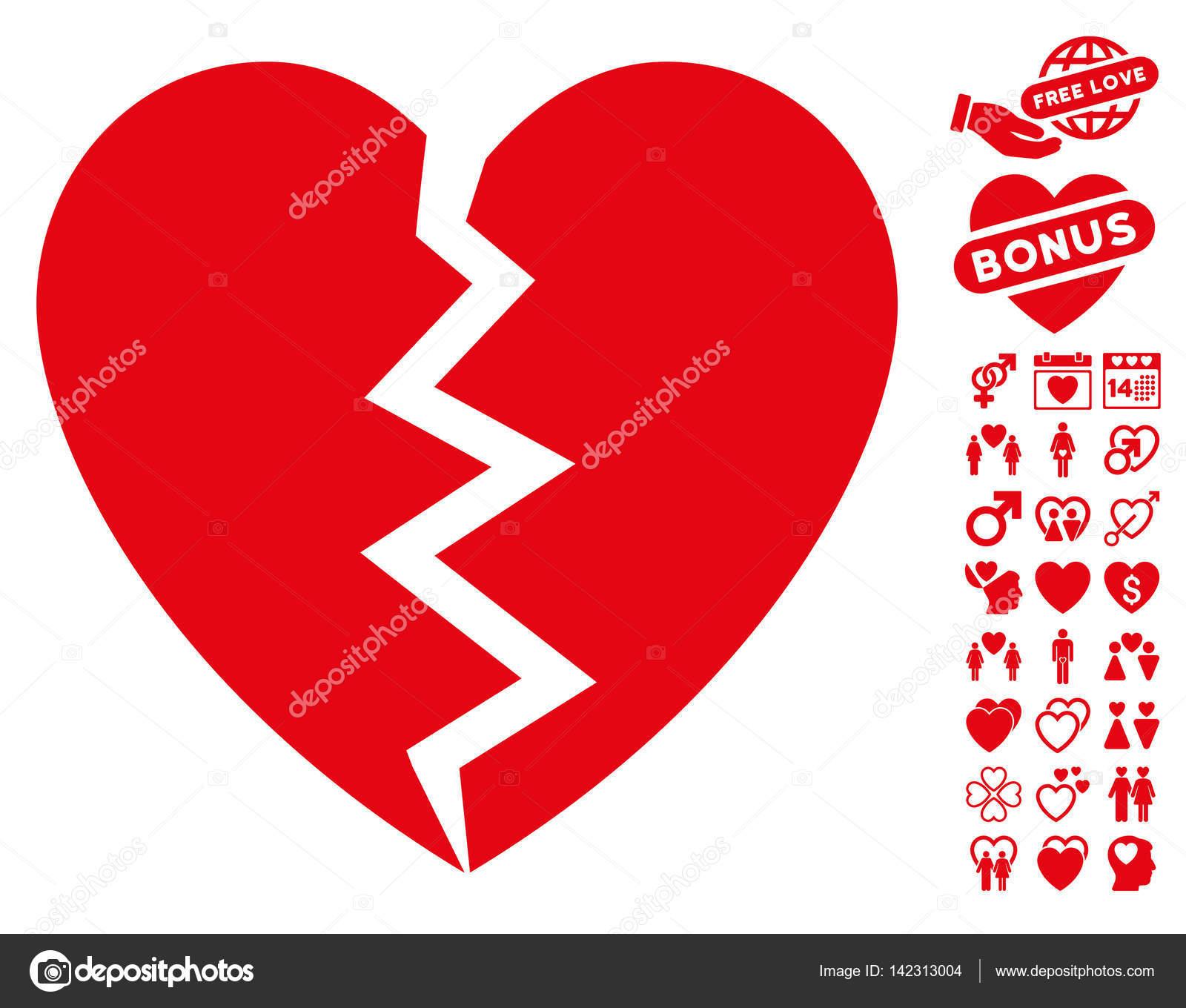 złamane serce randki internetowe