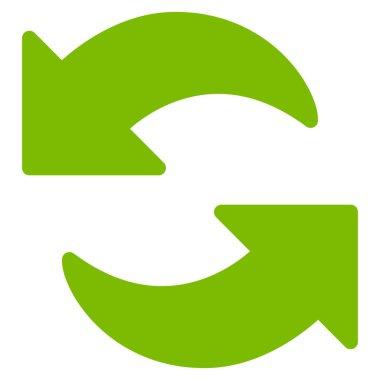 Refresh Flat Vector Icon