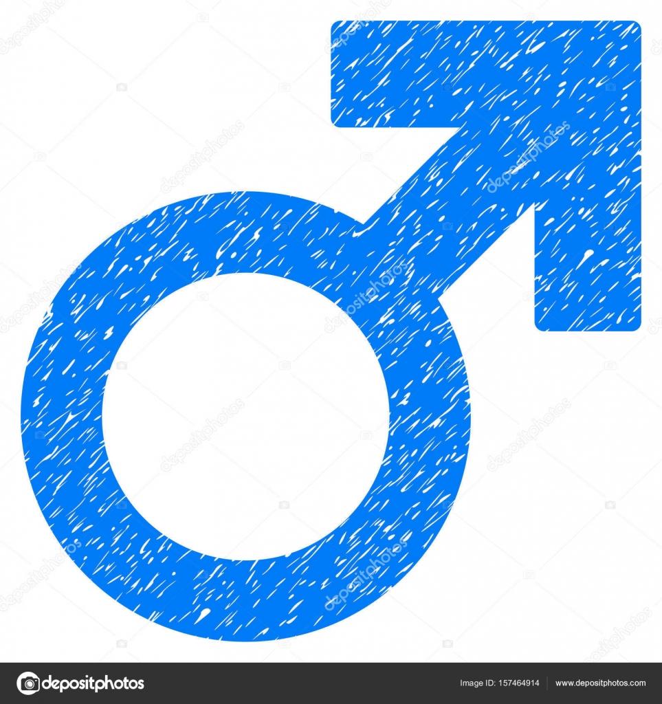 The symbol for mars restaurant floor plan mars symbol grunge icon stock vector ahasoft 157464914 depositphotos 157464914 stock illustration mars buycottarizona
