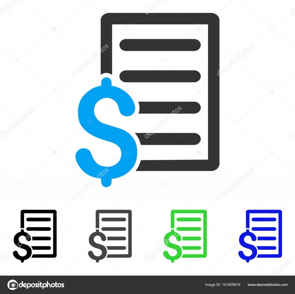 Business Vertrag flache Icon — Stockvektor © ahasoft #161605674