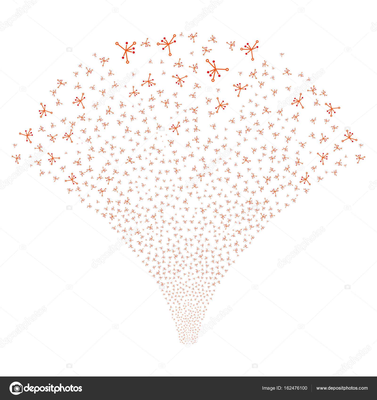 Quelle Stream Von Big Bang Symbole Stockvektor Ahasoft 162476100