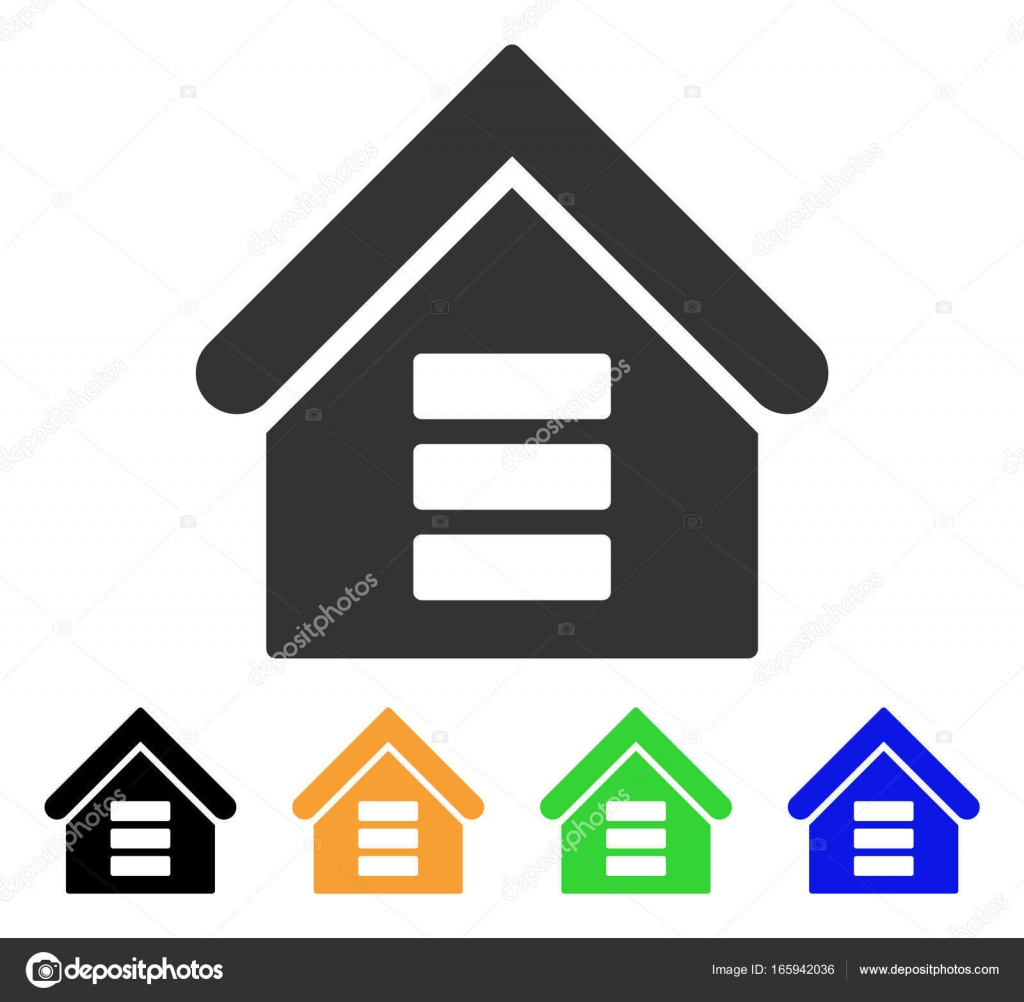 Data center building vector icon stock vector ahasoft 165942036 data center building icon vector illustration style is a flat iconic data center building symbol with black grey green blue yellow color variants biocorpaavc Image collections