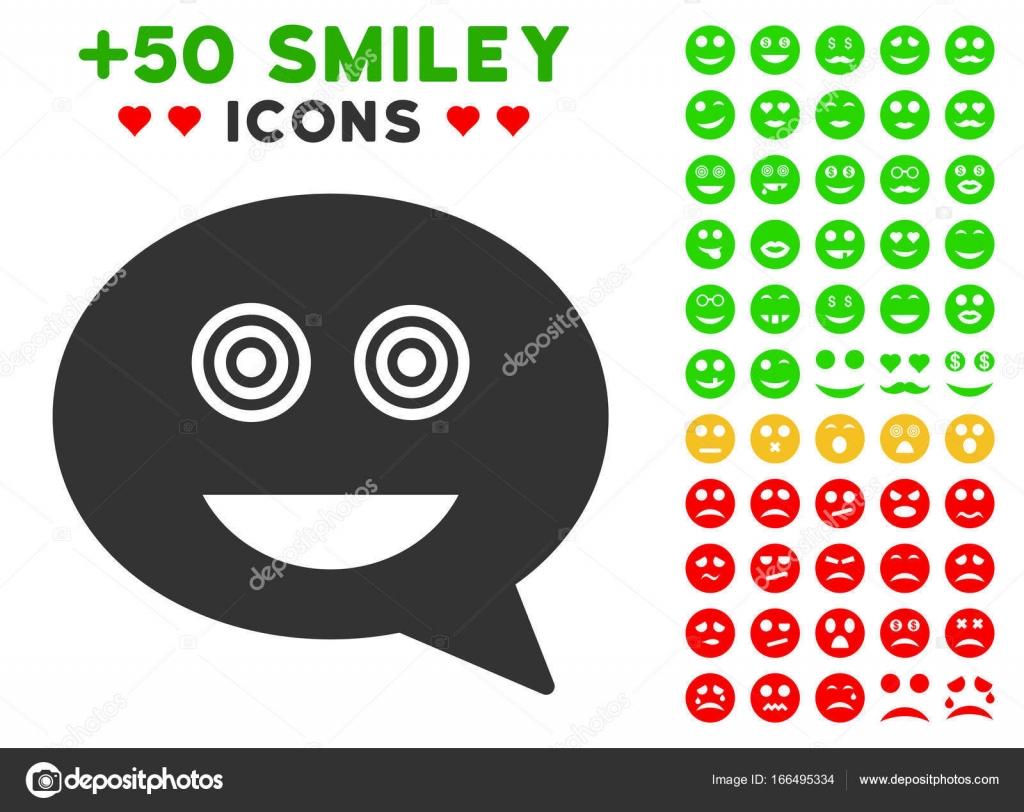 Crazy smiley message icon with bonus avatar clipart stock vector crazy smiley message icon with bonus avatar clipart stock vector biocorpaavc