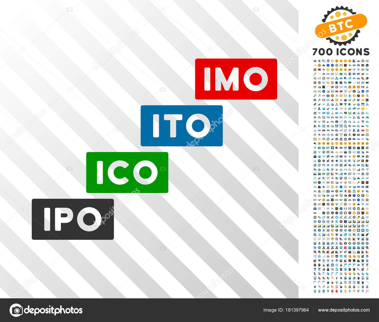 Imo Levels Flat Icon With Bonus Stock Vector Ahasoft 181397964