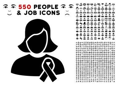 Solidarity Tie Icon with Bonus