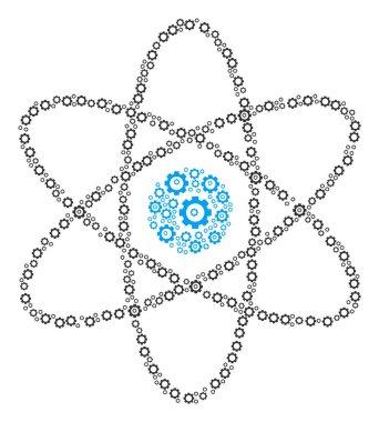Atom Composition of Cog