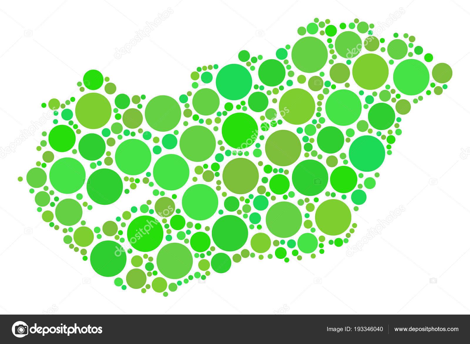 friss magyarország térkép Magyarország Térkép mozaik pontok — Stock Vektor © ahasoft #193346040 friss magyarország térkép