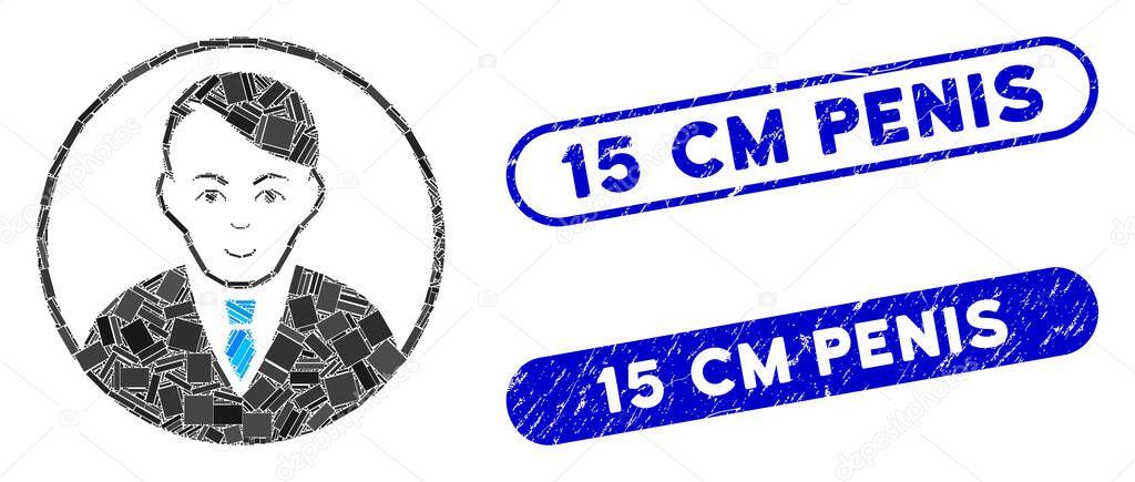 15 cm penis