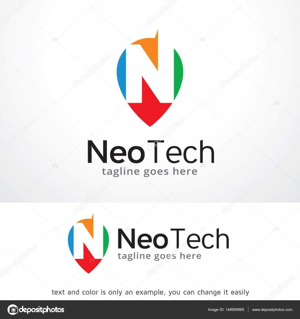 Letter N Logo Template Design Vector, Emblem, Design Concept ...