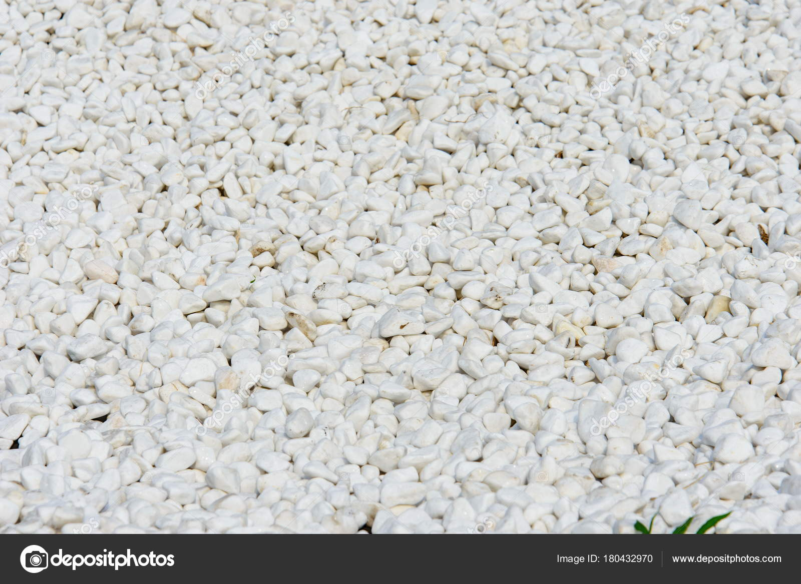 Textura de piedra de gravilla grava blanca para un camino de jardn