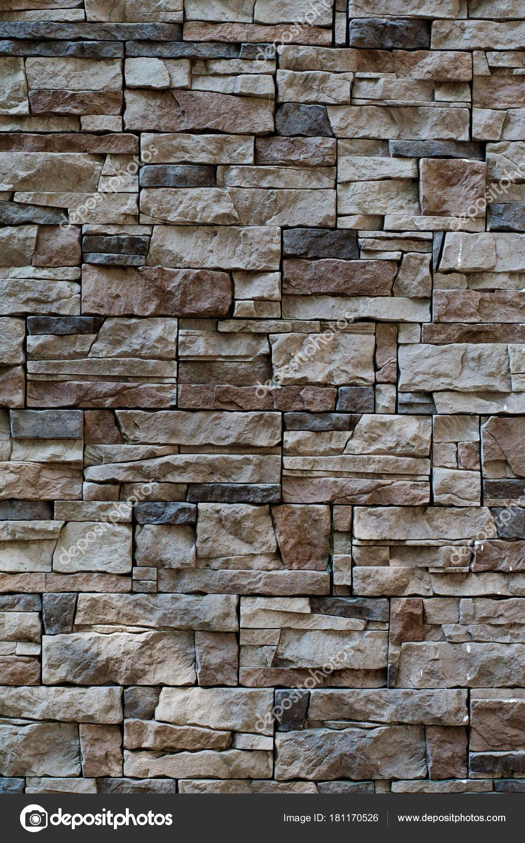 Muros De Piedras Naturales Textura Del Revestimiento Muro Piedra - Muro-piedra