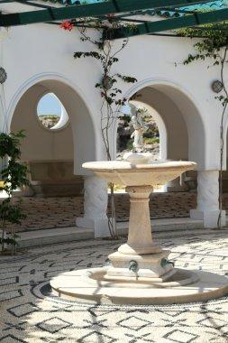 Baths of Kallithea Springs, on the island of Rhodes