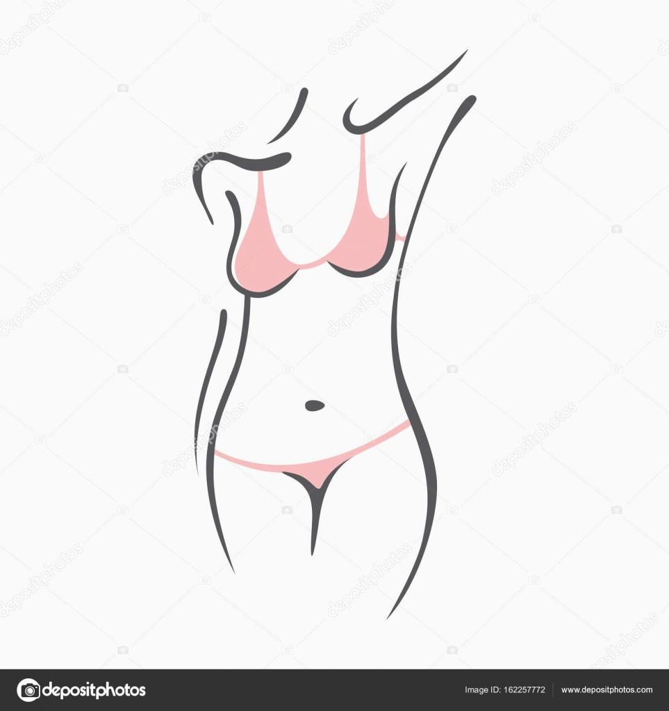 Hot naked big booty women