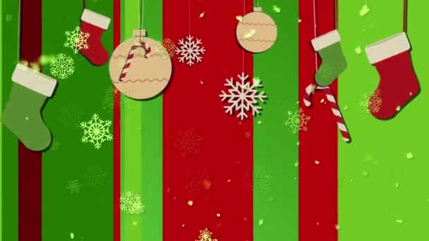 Christmas Bg 4 Loopable Background