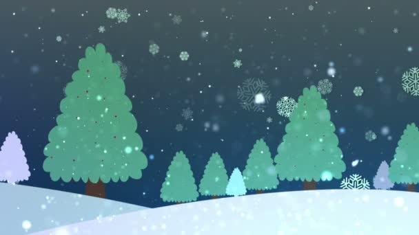Weihnachtsbaum Retro 2