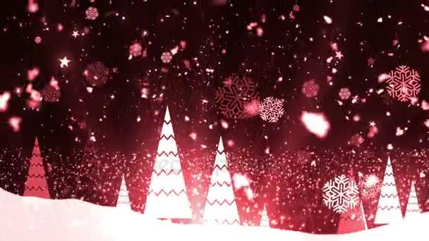 Weihnachtsbaum Schneeflocken 2