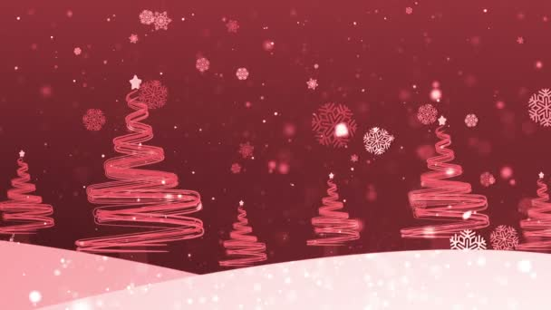 Christmas Tree Streaks 3