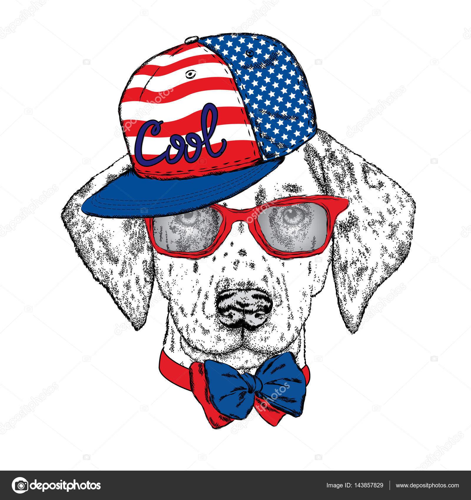 Иллюстрация щенок