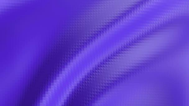 Abstraktní nízké poly mávat povrch jako krajinu nebo videohry. Fialové abstraktní geometrické vibrační prostředí nebo Blikající pozadí kreslené nízké poly populární moderní stylový 3d design 1