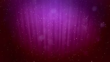 Happy new year 2017 greeting card on purple background with border sparkly purple happy new year greeting card video glowing winter purple background with snowfall and rays like the northern lights use it as m4hsunfo