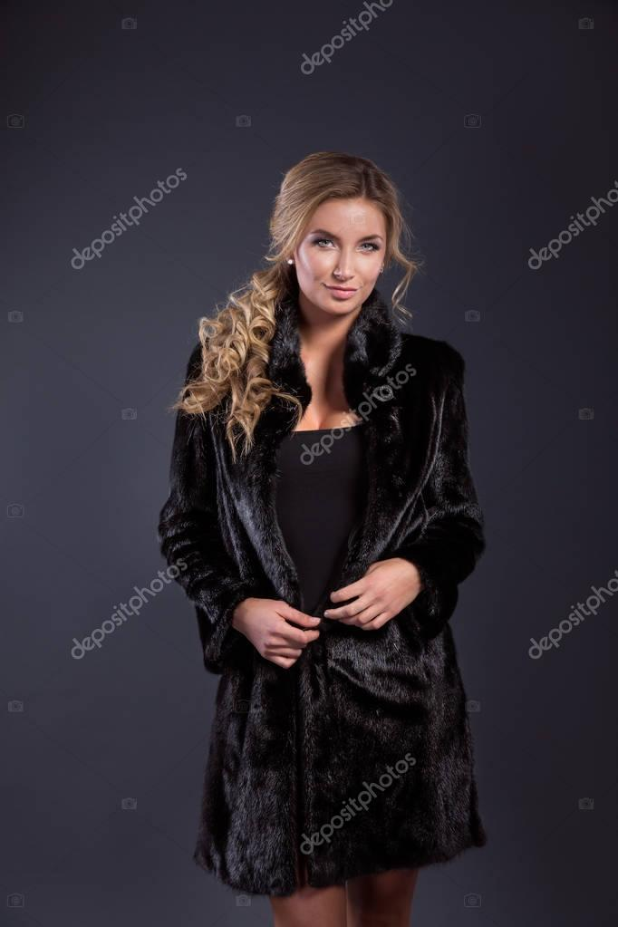 Sorry, that Beautiful blonde in fur coat apologise, can