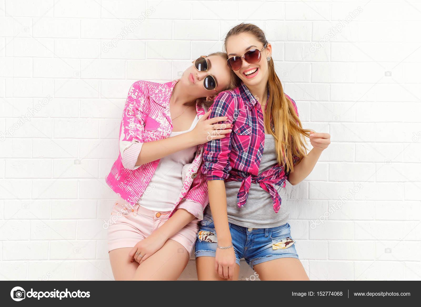 Nejlepší kamarádky dívky