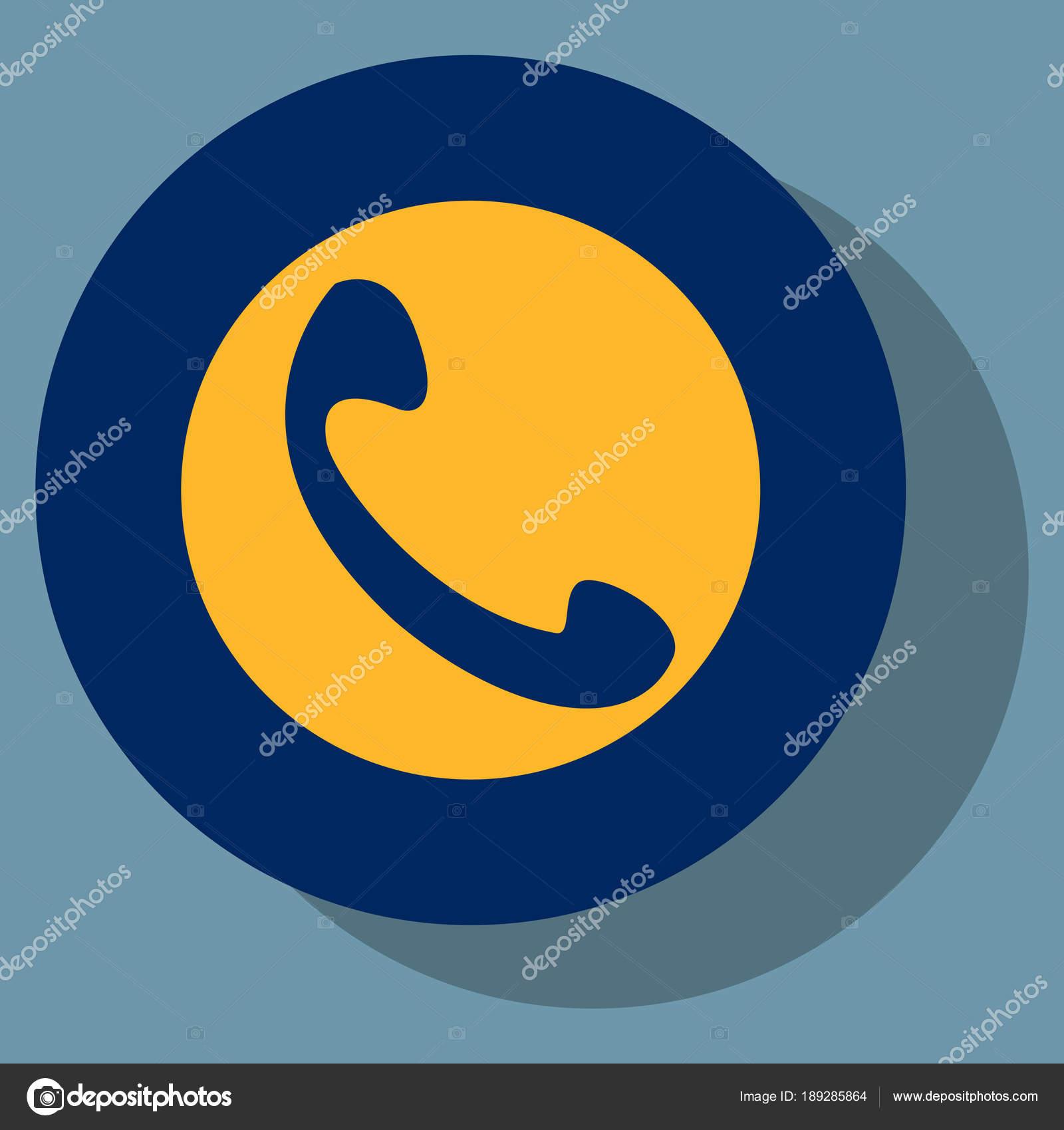 Viber Flat Icon Vector Illustration Element Template For Design