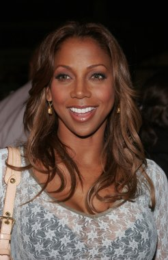 television personality Holly Robinson Peete