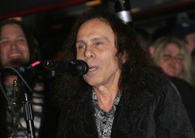 Slash, Ronnie James Dio and Terry Bozzio