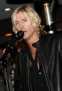Musician Duff McKagan