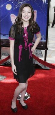 actress Miranda Cosgrove
