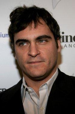 Actor Joaquin Phoenix